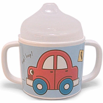 Sugar Booger Vroom Sippy Cup
