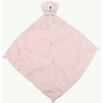Angel Dear Pink Bear Blankie