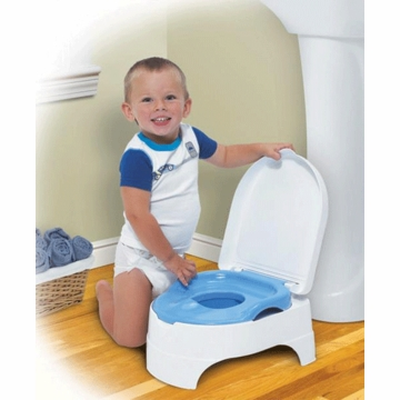 Summer Infant All in One Potty Seat and Step Stool