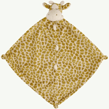 Angel Dear Three of a Kind Baby Giraffe Blankies