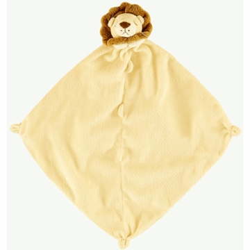 Angel Dear Three of a Kind Lion Blankies