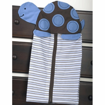 Kids Line Mod Turtle Diaper Stacker