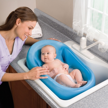 Summer Infant Cushy Cradler Newborn-To-Toddler Baby Bath