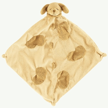 Angel Dear Three of a Kind Puppy Blankies