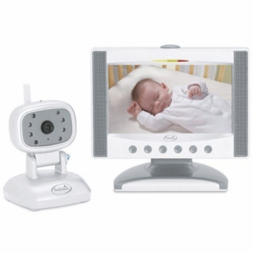 Summer Infant Day & Night Color Flat Screen Video Monitor