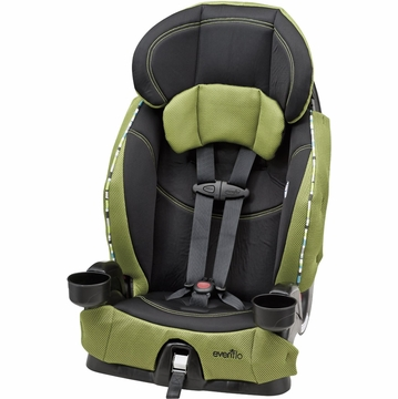 Evenflo Chase LX Harnessed Booster Car Seat - Laguna