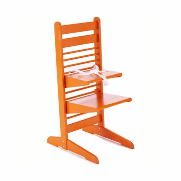 Argington Babylon Toddler High Chair Orange