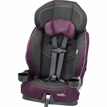 Evenflo Chase LX Harnessed Booster Car Seat - Reese