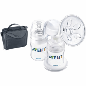 Avent Manual BPA Free Breast Pump on the Go