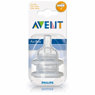 Avent Fast Flow Nipples