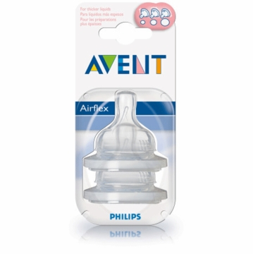 Avent Variable Flow Nipples