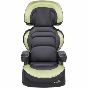 Evenflo Big Kid LX Booster Car Seat - Polo