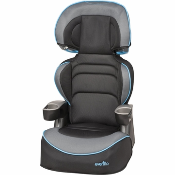 Evenflo Big Kid LX Booster Car Seat - Maui