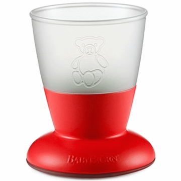 BabyBj�rn Cup in Red