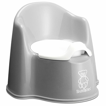 BabyBj�rn Potty Chair - Gray
