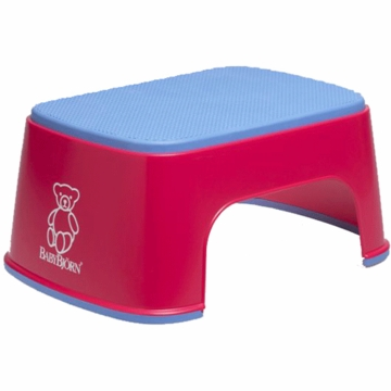 BabyBj�rn Safety Step in Red