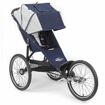 "Baby Jogger Performance Series 20"" Navy/Silver"