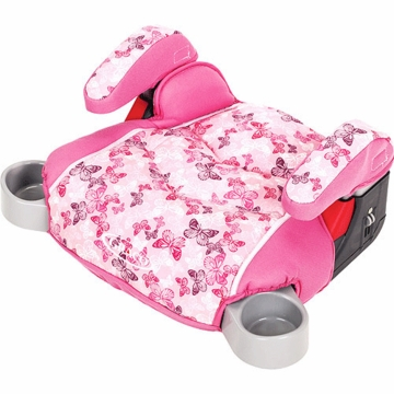 Graco No Back TurboBooster Car Seat Fly Away 8E23FLY