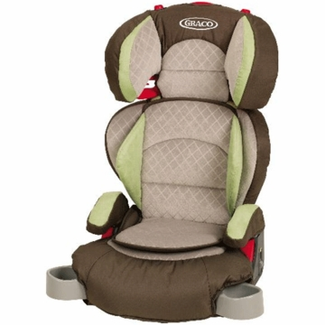 Graco Highback Turbo Booster in Anders