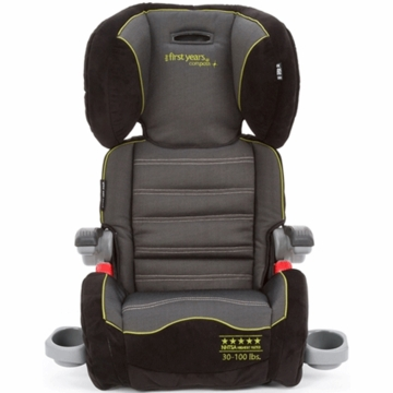 The First Years B540 Booster Car Seat in Abstract O's
