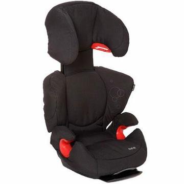 Maxi Cosi Rodi XR Booster Car Seat - Total Black