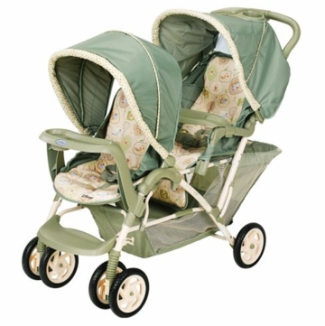 Graco DuoGlider Stroller Winnie the Pooh Days of Hunny