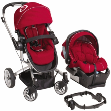 Teutonia T-Linx System in Venetian Red