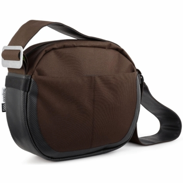 Bugaboo Diaper Bag Brown Canvas BB01