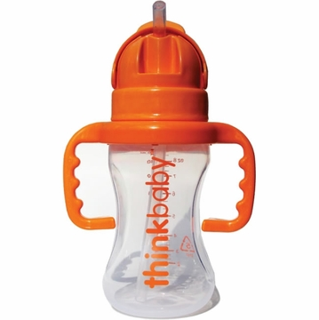 ThinkBaby Thinkster Straw Bottle - 9OZ