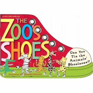 Zoo's Shoes by Lynn Brunelle