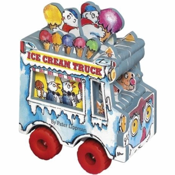 Mini Wheels: Ice Cream Truck by Peter Lippman