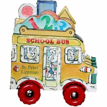 Mini Wheels: School Bus by Peter Lippman