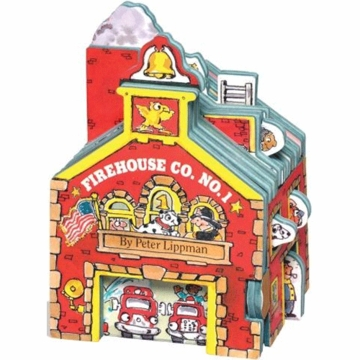 Mini House: Firehouse Co. No. 1 by Peter Lippman
