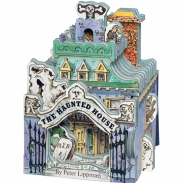 Mini House: Haunted House by Peter Lippman