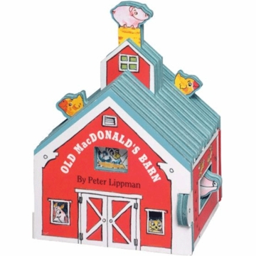 Mini House: Old MacDonald's Barn by Peter Lippman