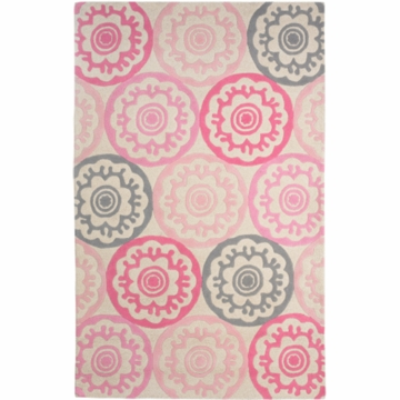 DwellStudio Zinnia Rose Rug