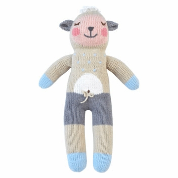 Blabla Kids Mini Wooley The Sheep Doll