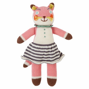 Blabla Kids Mini Suzette The Fox Doll