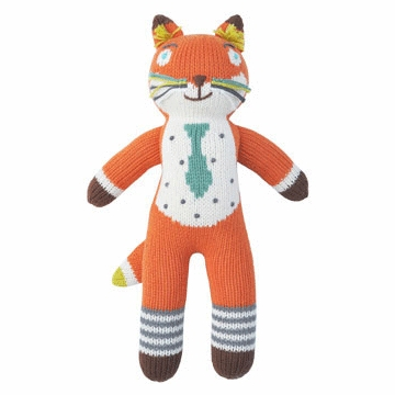Blabla Kids Mini Socks The Fox Doll