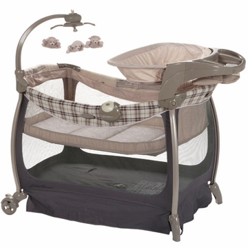 Eddie Bauer Complete Care Play Yard - PY136SNW