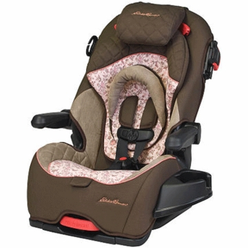 Eddie Bauer Deluxe 3-in-1 Convertible Car Seat - Michelle