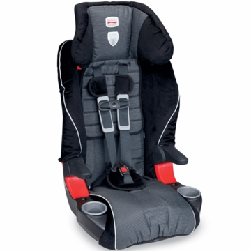 Britax Frontier 85 Booster Car Seat in Onyx