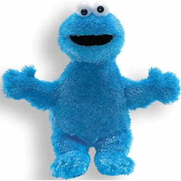 "Gund 12"" Cookie Monster"