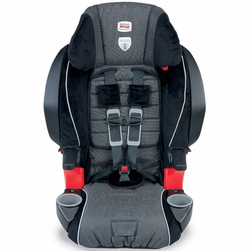 Britax Frontier 85 SICT Booster Car Seat - Onyx