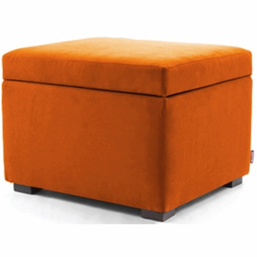 Monte Design Alto Ottoman in Orange