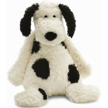 "Jellycat 15"" Bunglie Medium Dalmatian"
