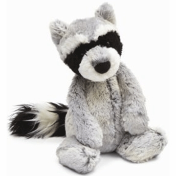 "Jellycat 12"" Woodland Babe Raccoon"