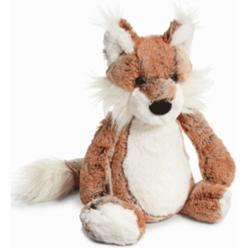 "Jellycat 12"" Woodland Babe Fox"