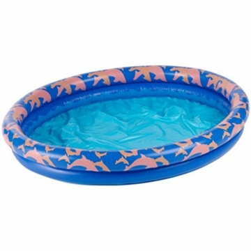 Aqua Leisure Dolphins At Play Inflatable Swimming Pool