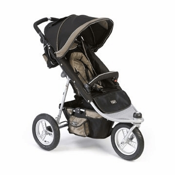 Valco Trimode EX Single Jogging Stroller Stone